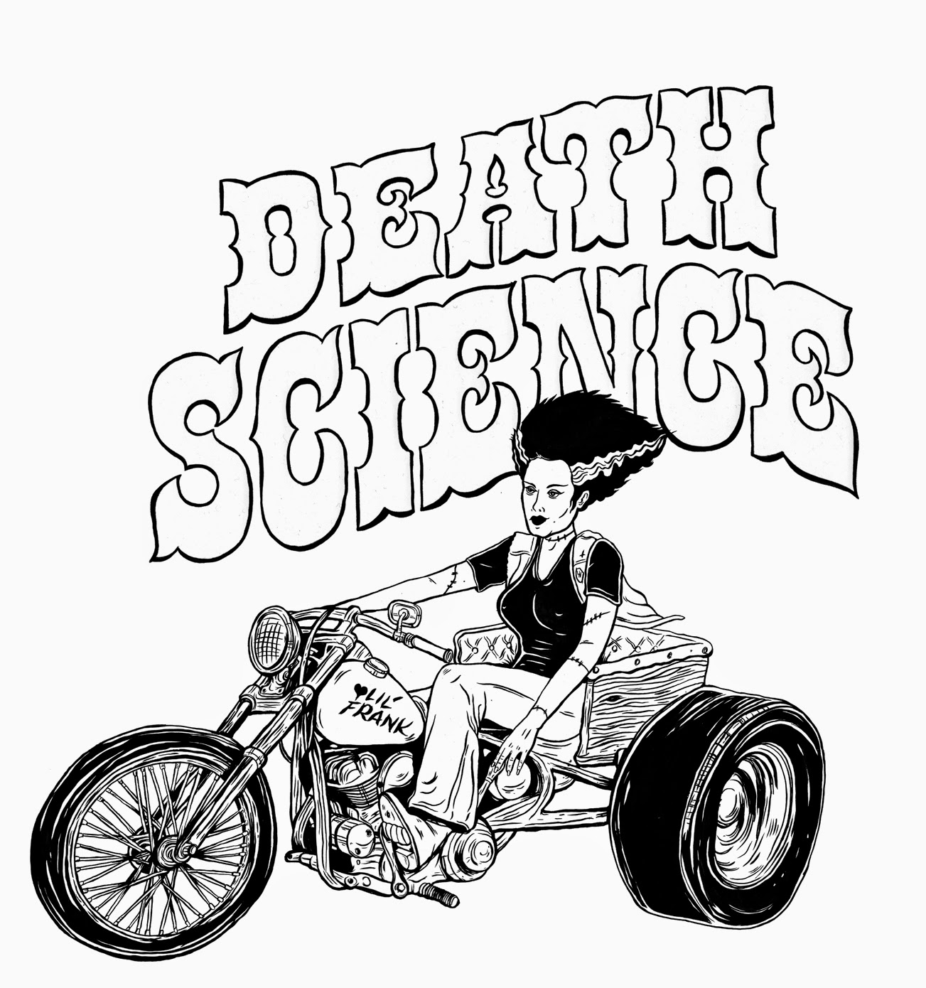 DEATH SCIENCE STORE
