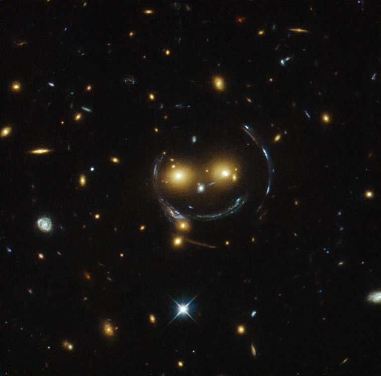 SDSS J1038+4849 Galaxy