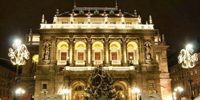 Hungaria State Opera House