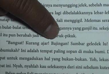bahasa Indonesia kasar tersebut merupakan bahasa yang layak untuk