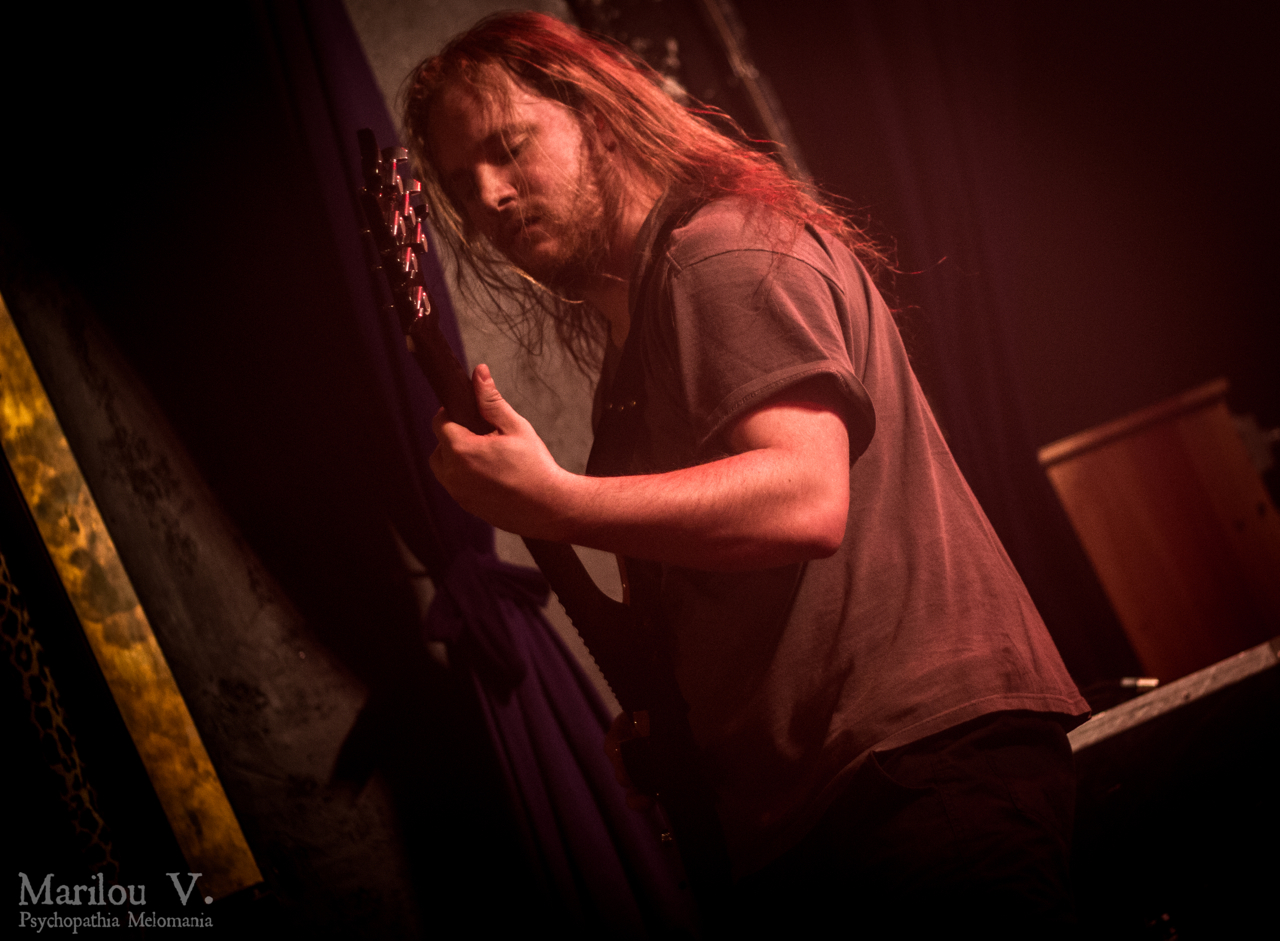 Joe Haley (Psycroptic)