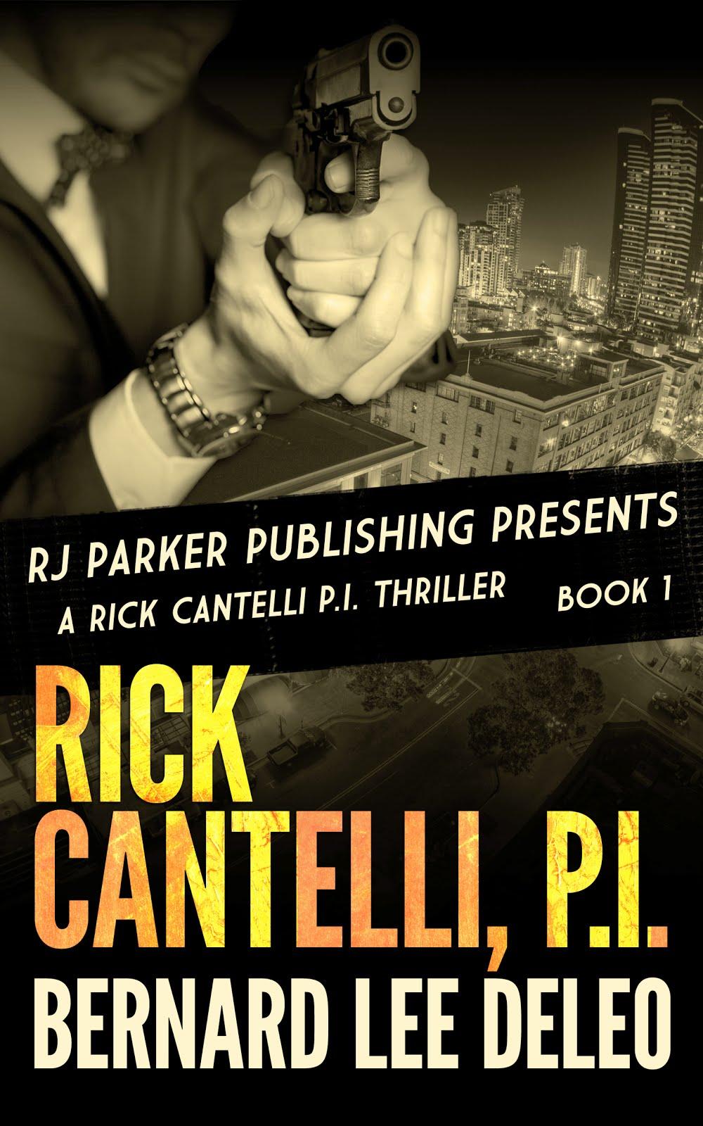 Rick Cantelli, P.I.