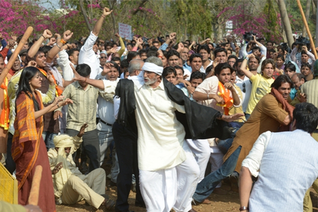 Satyagraha Movie: Review, Songs, Images, News, Videos ...
