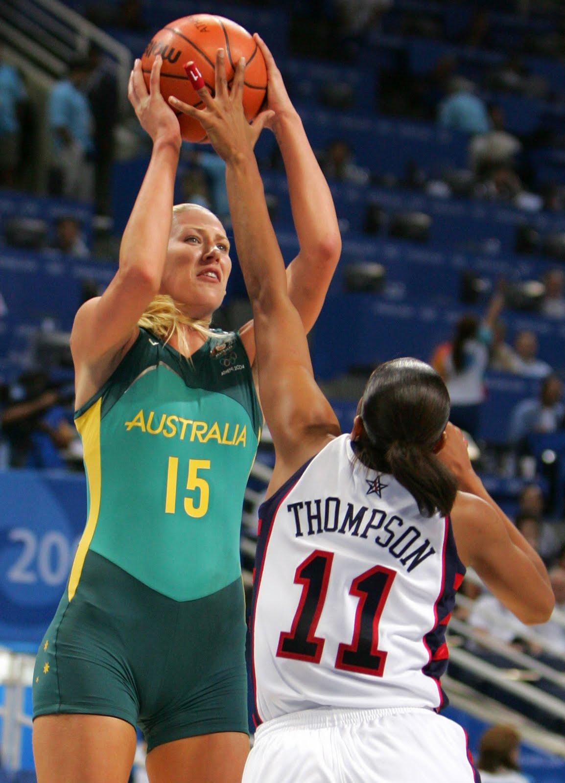 Basketball Players Tallest Player Women