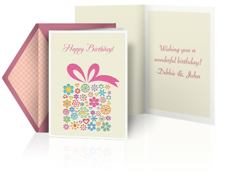 the stationery place digital greeting cards from punchbowl, Birthday card