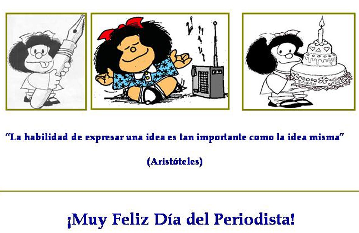 de Junio, Día del Periodista en Argentina