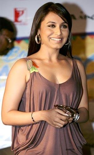 Rani Mukherjee does Lavani item song for Aiyya