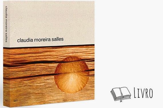 Claudia Moreira Salles - livro de design