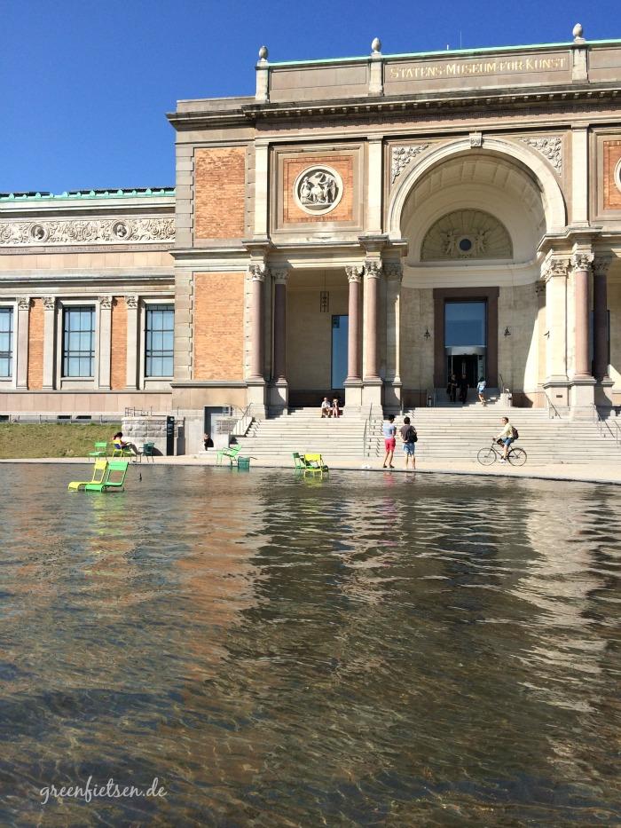Statens Museum for Kunst - Das Staatliche Kunstmuseum in Kopenhagen