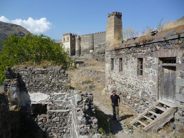 Fortaleza de Khertvisi