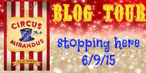 Circus Mirandus Blog Tour