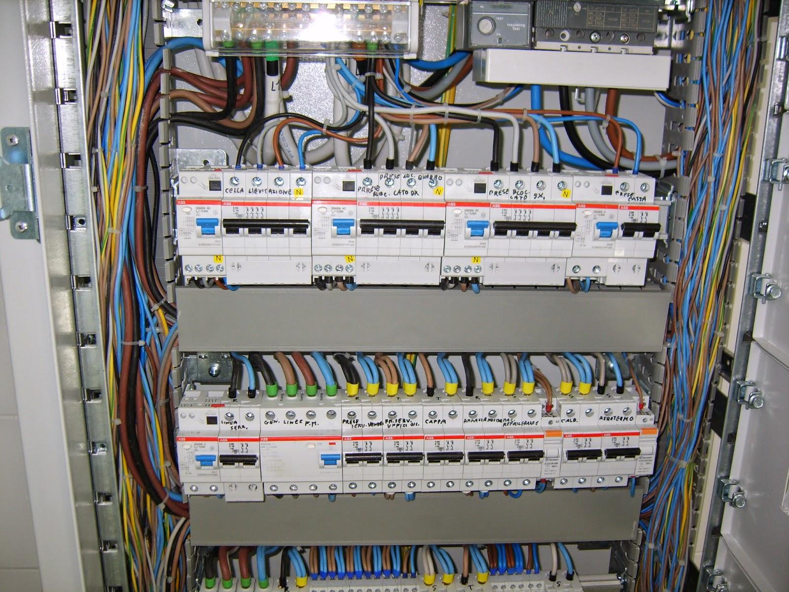 Schemi Cablaggio Quadri Elettrici : Elettra quadri elettrici