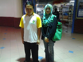 rakan yg selalu membantu dalam pelajaran aku selama aku di form six - Ilham