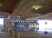 Megabus in Washington, DC