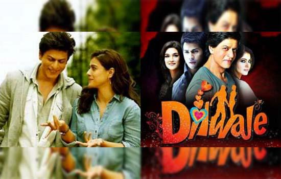 Sambutan luar biasa filem Dilwale