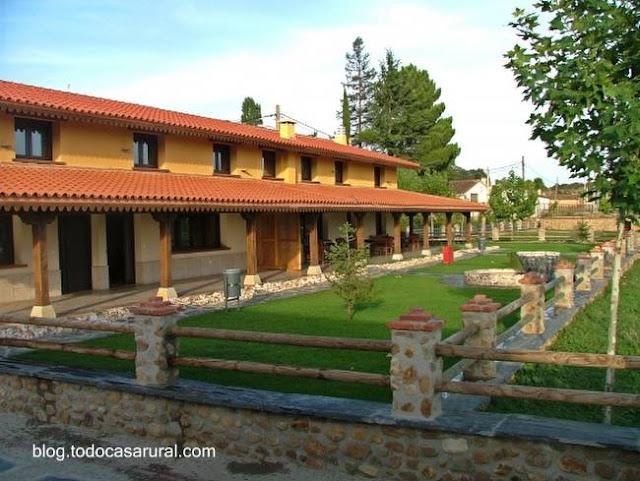 Casa de campo en Salamanca, España