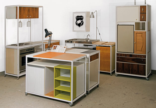 Daniel paya dise o de interiores arquitectura y for Nombres de muebles de oficina
