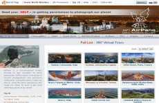 Fotos panorámicas en 360 grados de todo el mundo: AirPano.