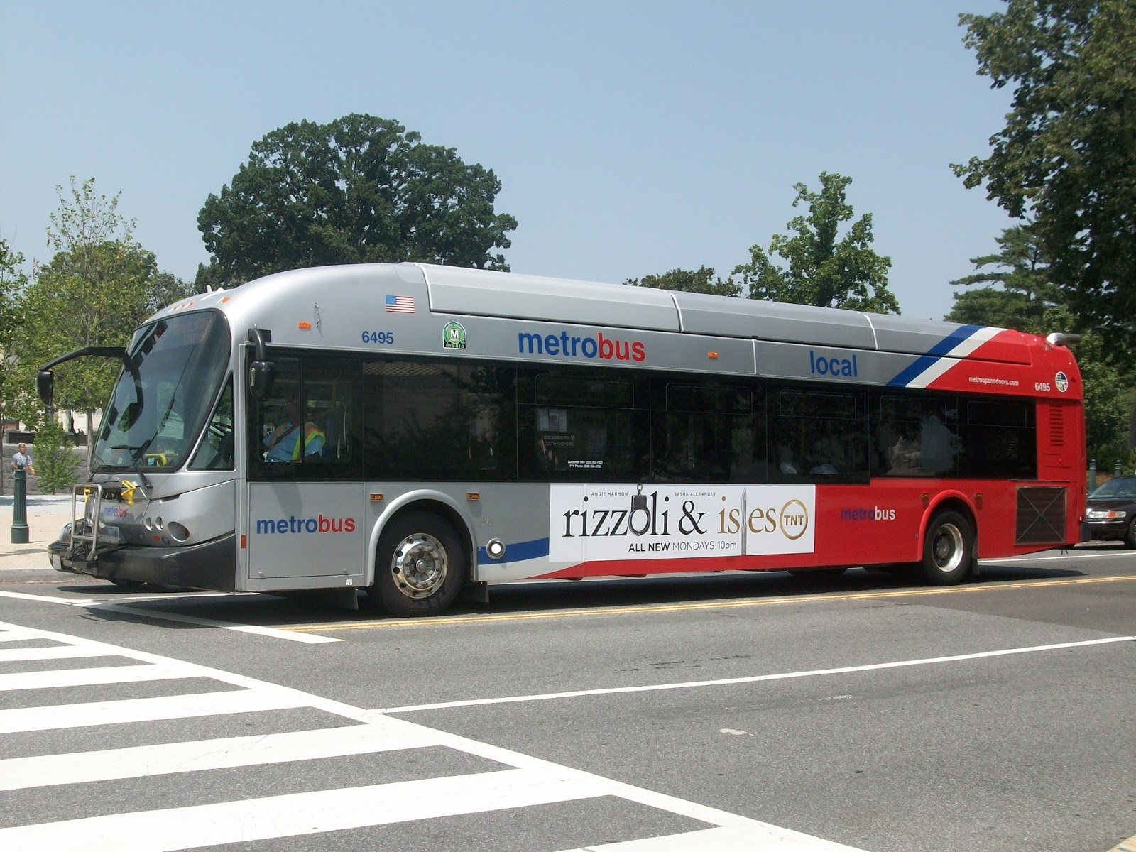 Charge your phone at the bus stop as Metrobus unveils 'smart kiosks'