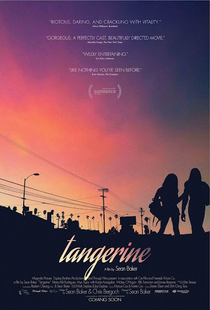 Tangerine 2015