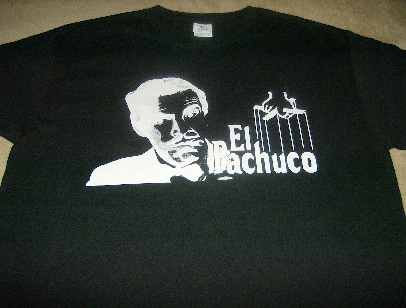 El Pachuco - Playera title=