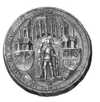 Pieczęć Bolesława V Warszawskiego