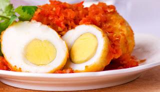 Resep Masakan Sambal Goreng Telur