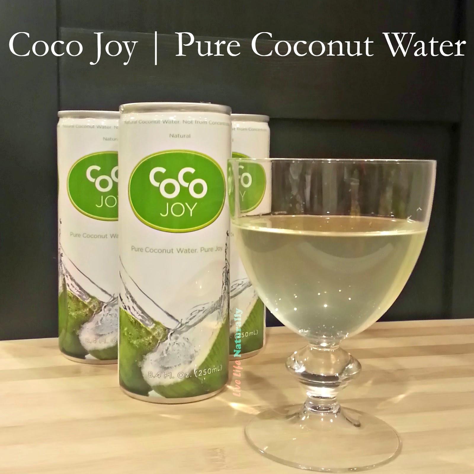 naked juice, best coconut water, coco joy