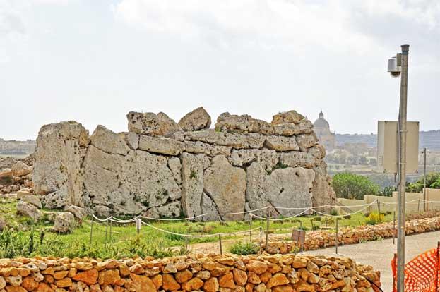 Ggantija Temples Malta