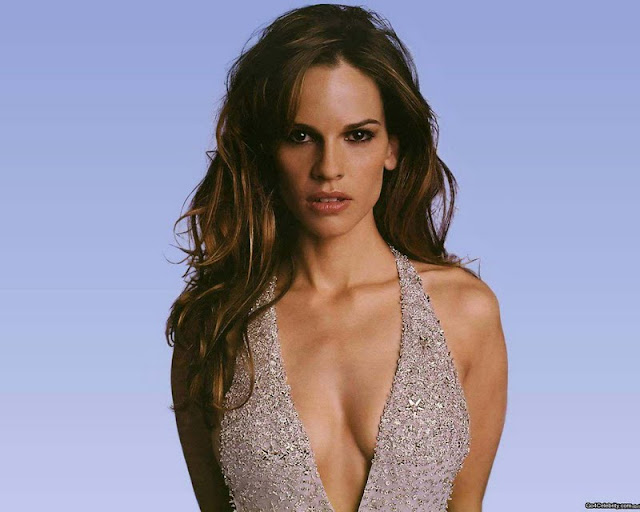 Hilary Swank Biography and Photos