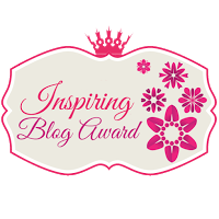 Inspiring Blogger? Award