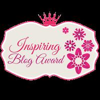 Inspiring Blogger? Award