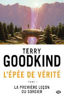 Terry Goodking - L'épée de vérité T1  : La première leçon du sorcier