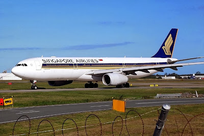 Singapore Airlines Airbus A330-300. ZonaAero