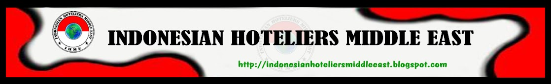 INDONESIAN HOTELIERS MIDDLE EAST