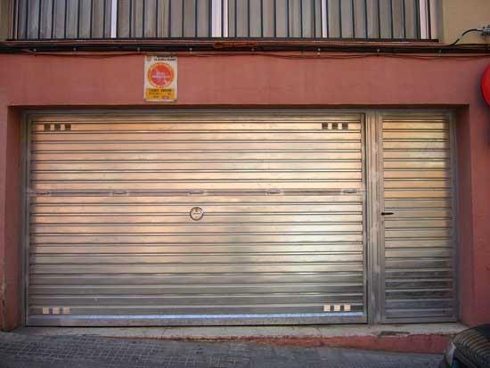 Puertas correderas puertas autom ticas puertas de garaje puertas de parking automatismos - Automatismos para puertas de garaje ...