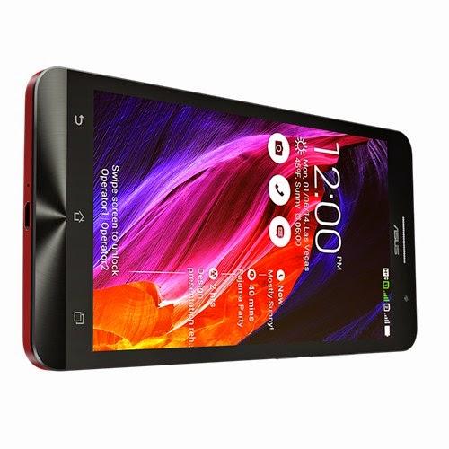asus zenfone smartphone android