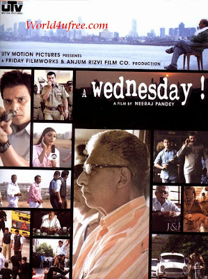 A wednesday 2008 Hindi 720p BRRip 750mb Bollywood movie A wednesday hindi movie A wednesday movie 720p BRRip bluray dvd rip web rip hdrip 700mb free download or watch online at world4ufree.be