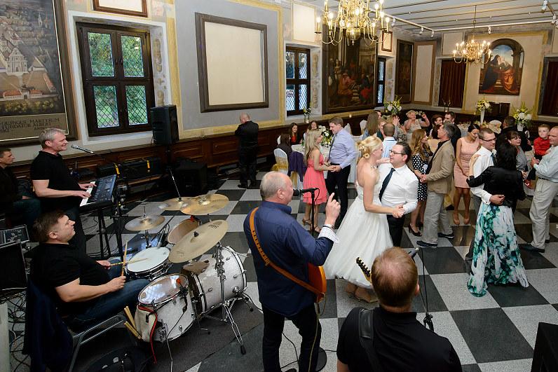 Grupė Rondo vestuvėse