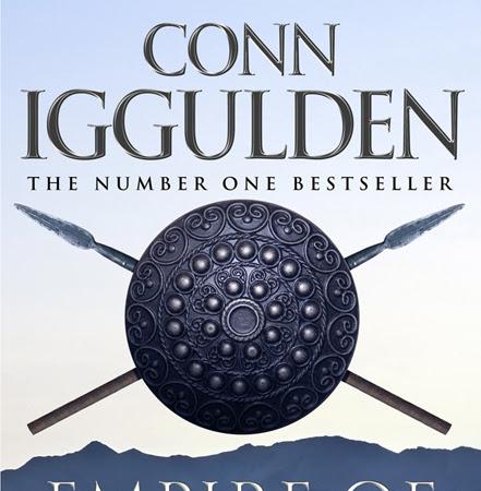 Lançamento: volume 4 da série O Conquistador de Conn Iggulden