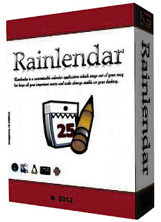 es Rainlendar Professional v 2.10 Build 120 Incl Keygen nl