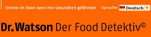 Datenbank der Zusatzstoffe