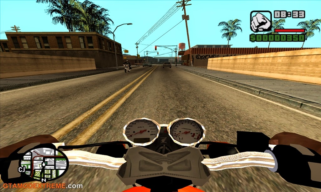 Baixar Mod de Câmera em Primeira Pessoa Para GTA San Andreas