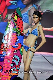 Colombo Fashion Week 2012 Hotted Photo