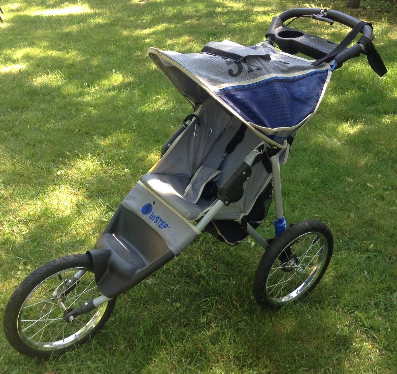 InStep Strollers are big sellers