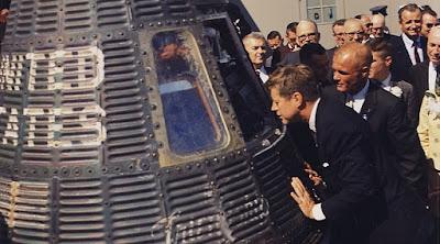 JFK teria sido morto pela CIA por querer revelar informações sobre ovnis
