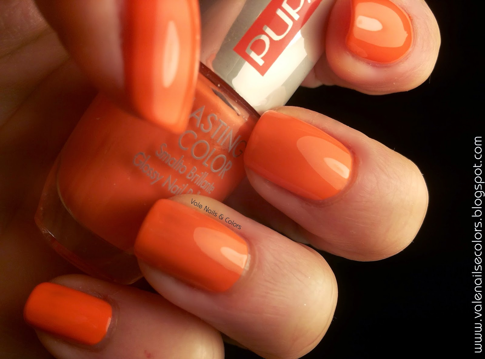 Pupa 515 Spicy Orange Arancio