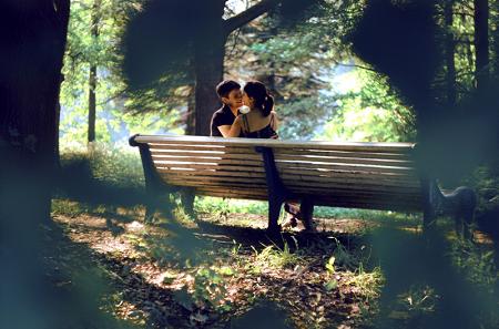 Mơ được hôn nhiều lần
