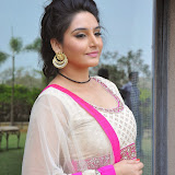 Ragini Dwivedi Photos in Salwar Kameez at South Scope Calendar 2014 Launch Photos 85