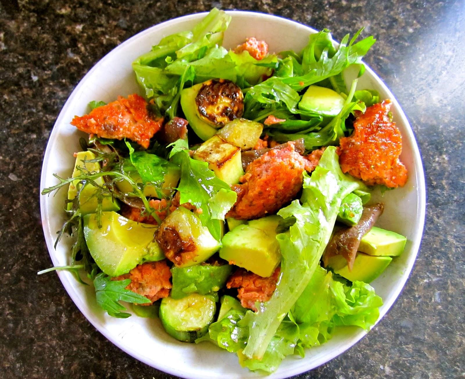 Beauty, Bites & Adorations: My Sexy Summer Salmon Avocado ...
